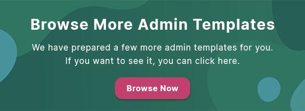 , Fedash – Admin & Dashboard Template + Laravel 7 Starter Kit, Laravel & VueJs