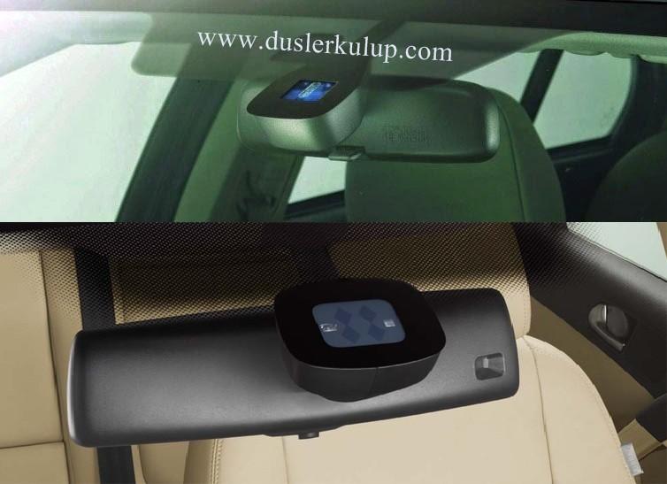araçlardaki yağmur sensörü nasıl kullanılır