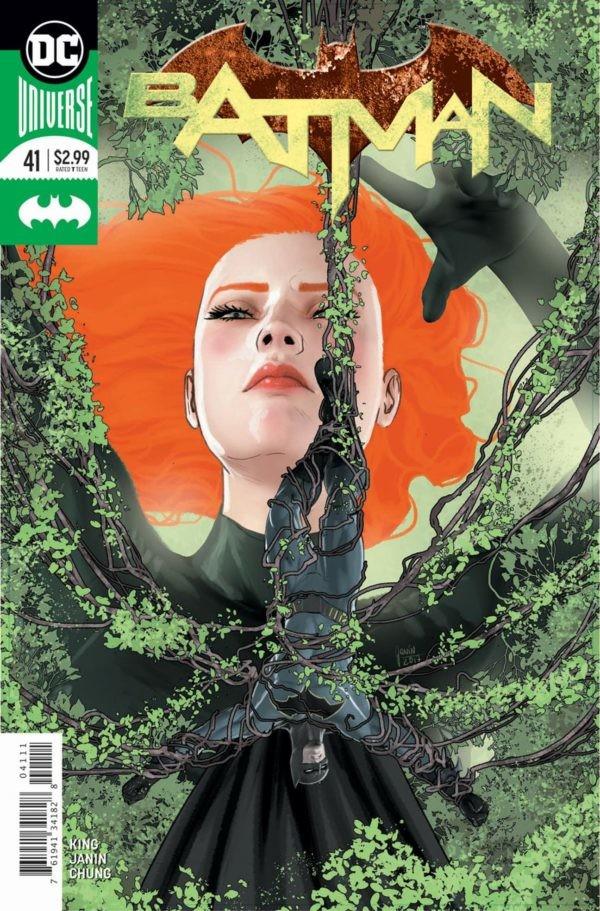 Batman Poison Ivy