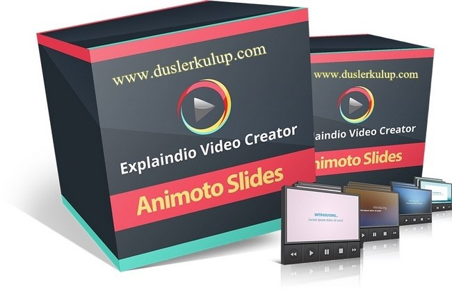 explaindio video creator programını full indir