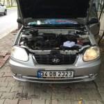 Hyundai Accent Admire Led Taktim Detail Turkey Detayli Arac Bakimi Temizligi Ve Boya Koruma Forumu