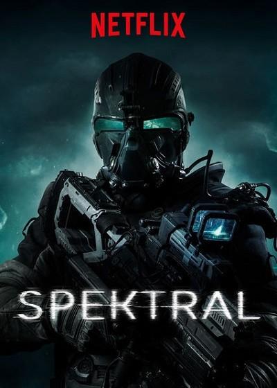 Spektral - Spectral 2016 720p - 1080p DUAL TR-ENG Türkçe Dublaj - Tek Link Film indir