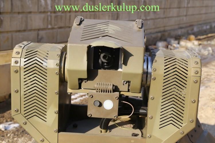 zırhlı mini tank ankebot hakkında bilgi