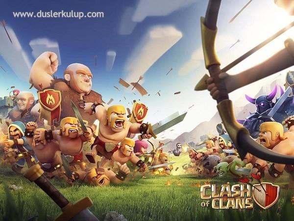 nW8O35 Clash of Clans 9.105 Android Oyununu Hileli İndir