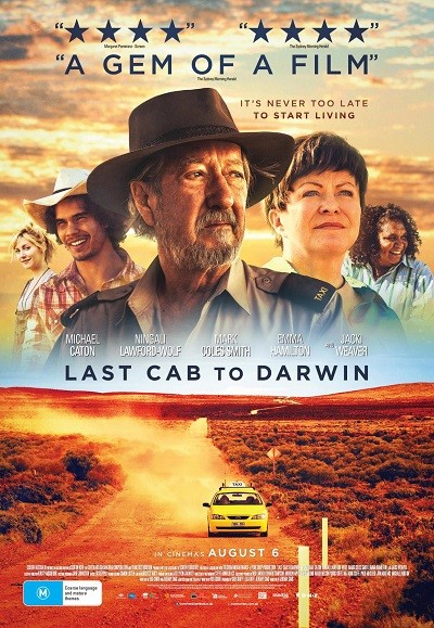 Darwin'e Son Taksi - Last Cab to Darwin 2015 BRRip XViD Türkçe Dublaj - Tek Link Film indir