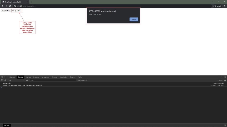 Visual Studio Code Live Start