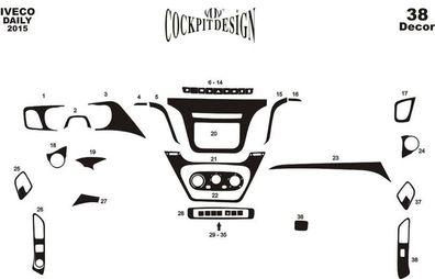Armaturen & Cockpit-Dekors kaufen, Innenausstattung bei