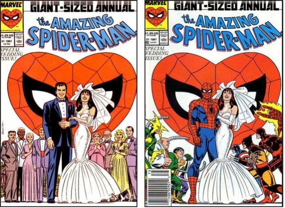 Comic Book Weddings 8 Of Our Favorite Superhero Weddings  HuffPost