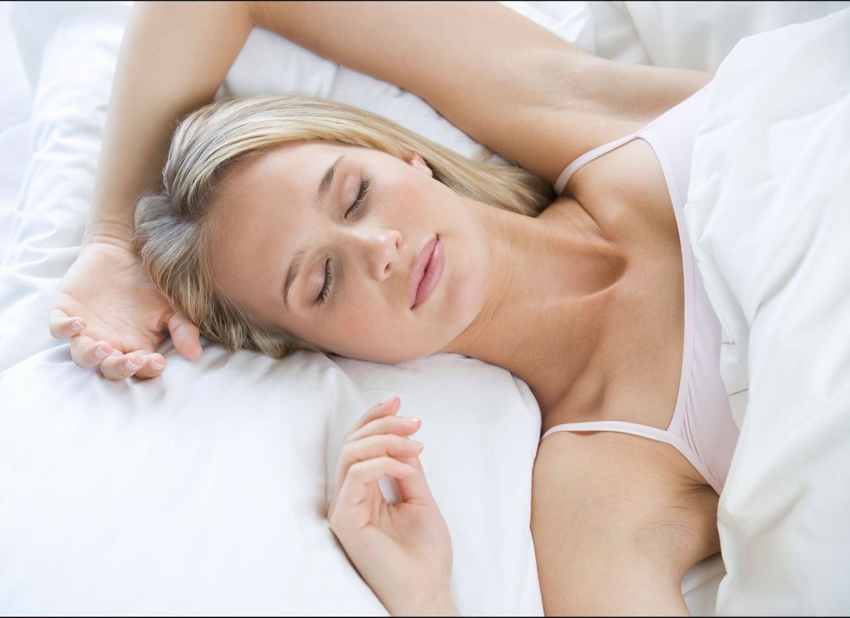 Sleeping In Bed With Someone Has Psychiatric Health