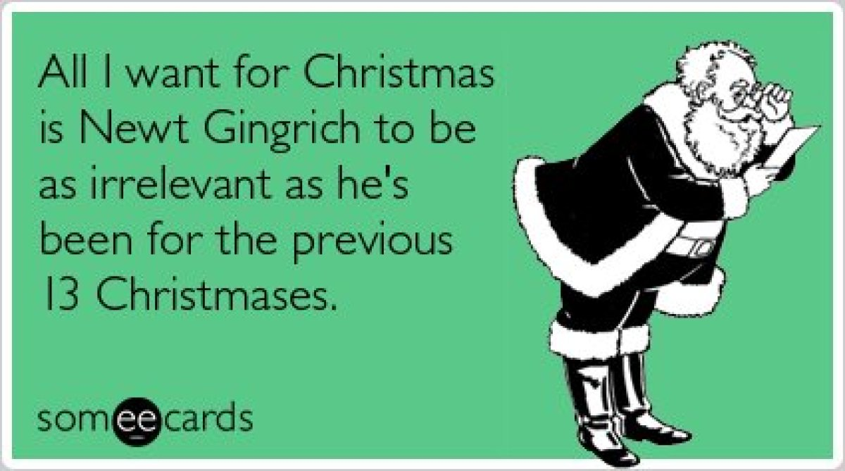 Christmas 2011 The Funniest Someecards PICTURES HuffPost