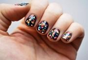nailed bring nail art