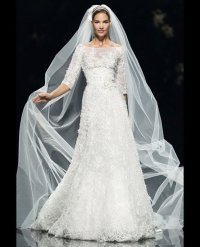 19 Romantic Wedding Dresses Inspired by Camila Alves ...
