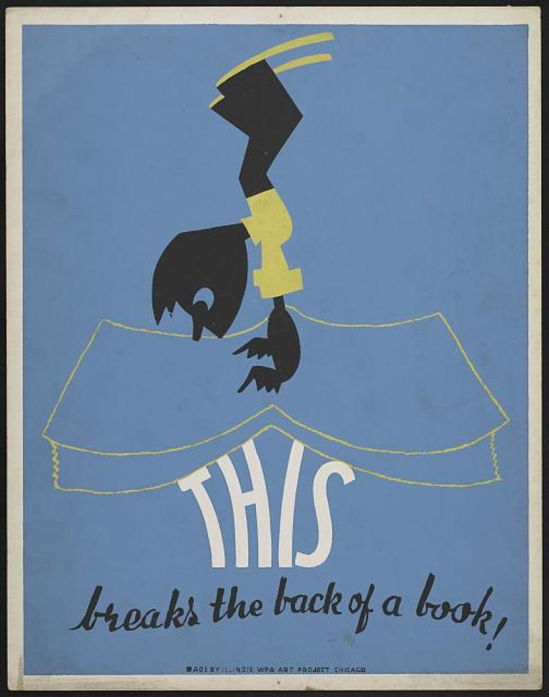 Vintage Propaganda Posters For Books  HuffPost
