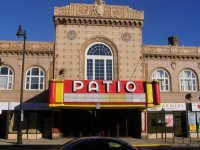 Patio Theater, Chicago Historic Movie House, Turns To ...