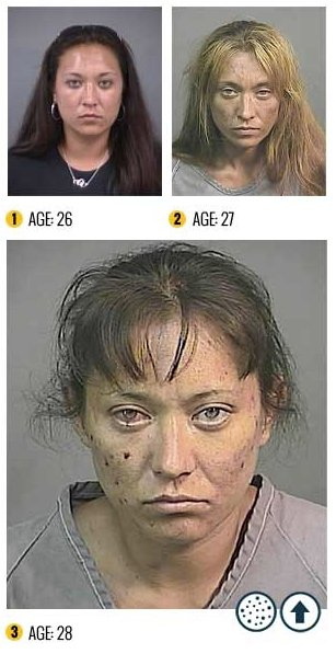 Flesh eating drug.
