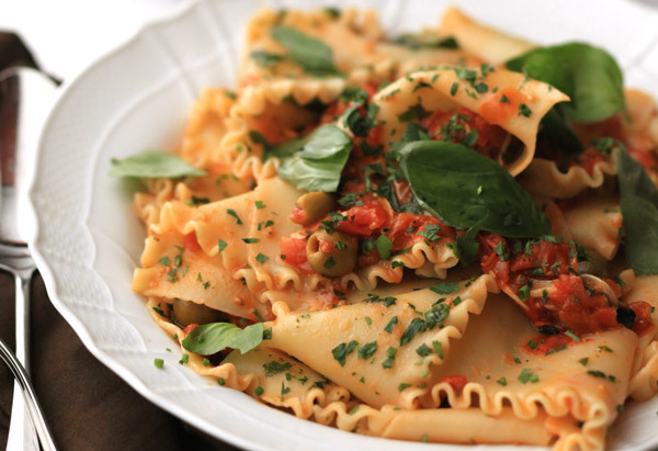 Italian Food: Recipes You Can Make At Home... Fast!
