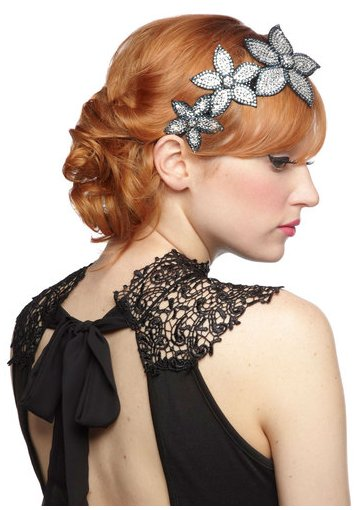 Flapper Girl Hair How To Get A 1920s Waves Hairstyle VIDEO