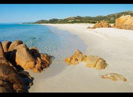 Bidderosa Beach, Orosei, Sardinia, Italy