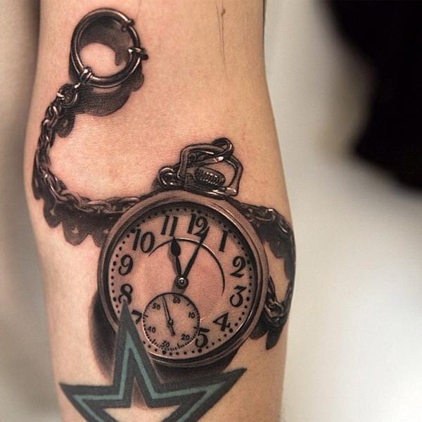 Tatuajes 3d Efectos ópticos Asombrosos Sobre La Piel Fotos