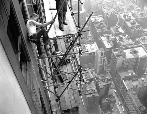Plane Crash into Empire State Building