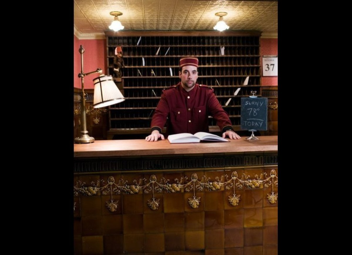 If Wes Anderson Directed The Shining Itd Be Whimsically Wicked HuffPost