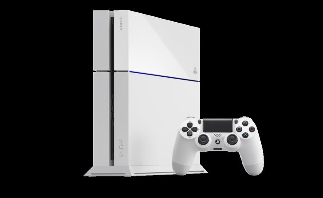 White Ps4 Uk Release Date And Price For The Best Looking
