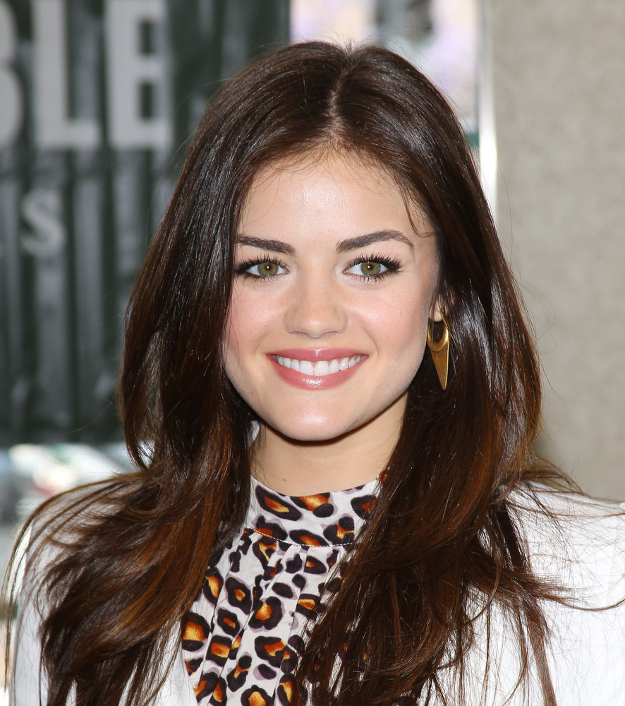 Why Pretty Little Liars Lucy Hales Hair Is Our New