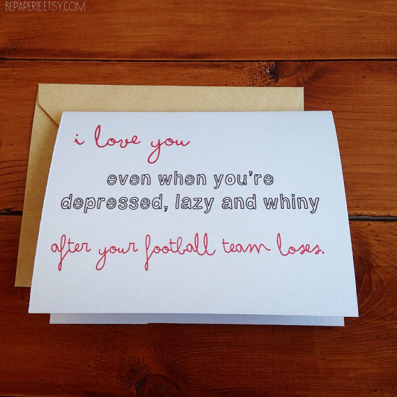 13 Cards For Couples With An Unconventional Definition Of