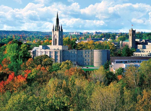 Beautiful University Campuses In Canada