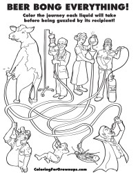 Florida Satanic Church To Pass Out Children's Coloring ...