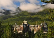 Banff Springs Hotel Haunted