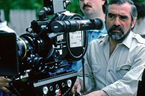 Grootmeester Martin Scorsese achter de camera