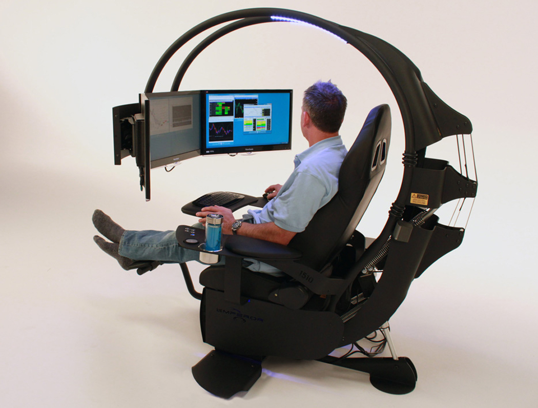 Scorpion Computer Chair Six Utterly Insane 39pro Gaming 39 Accessories Huffpost Uk