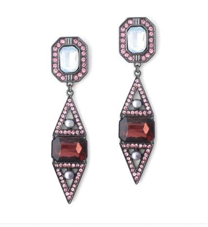 Pantone marsala jewellery