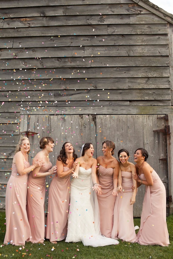 Fun Wedding Idea-confetti