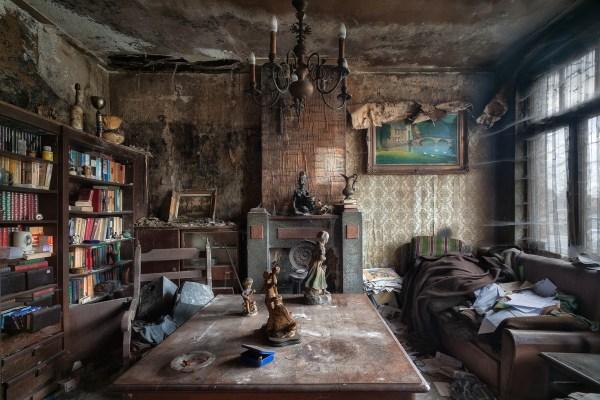 Inside Old Abandoned Houses