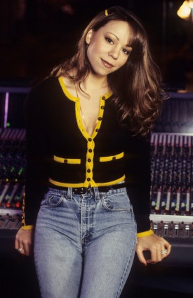 Image result for mariah carey 90s