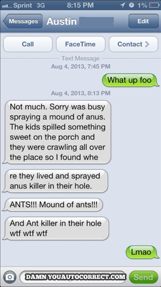 The Funniest Autocorrect Fails April 2015 Had To Offer