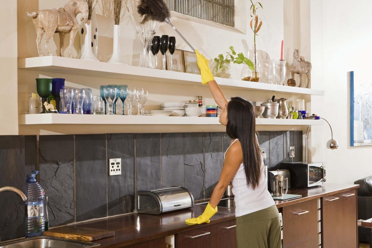 10 trucos caseros para tener una casa limpia de polvo