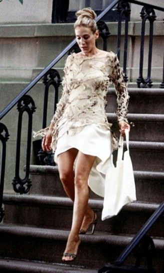 Sex And The City 3 The 17 Carrie Bradshaw Dresses We Want To See Again  HuffPost UK