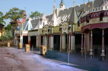 Artist' Abandoned Disney World Of