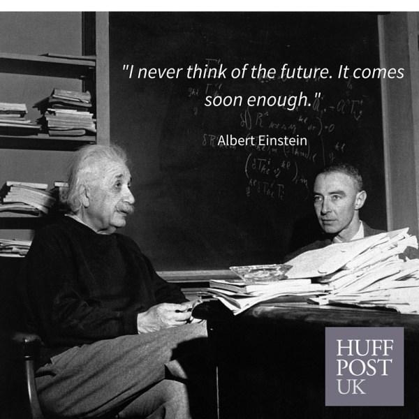 Albert Einstein Real Quotes