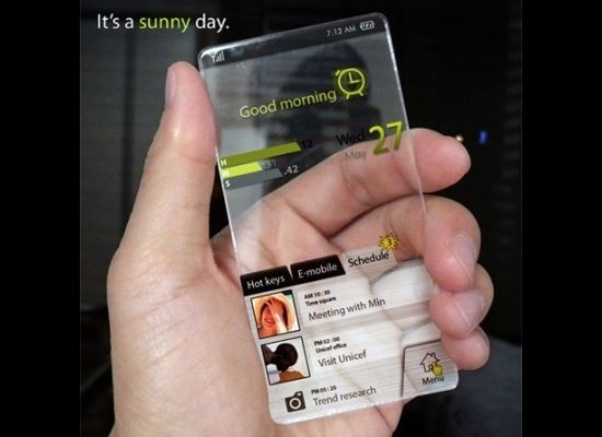 future phones
