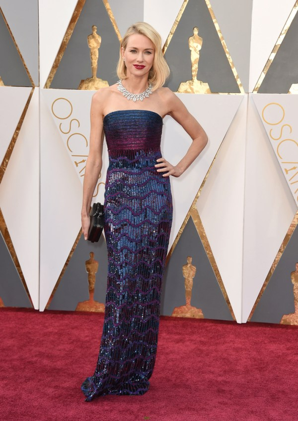 Naomi Watts Oscars 2016