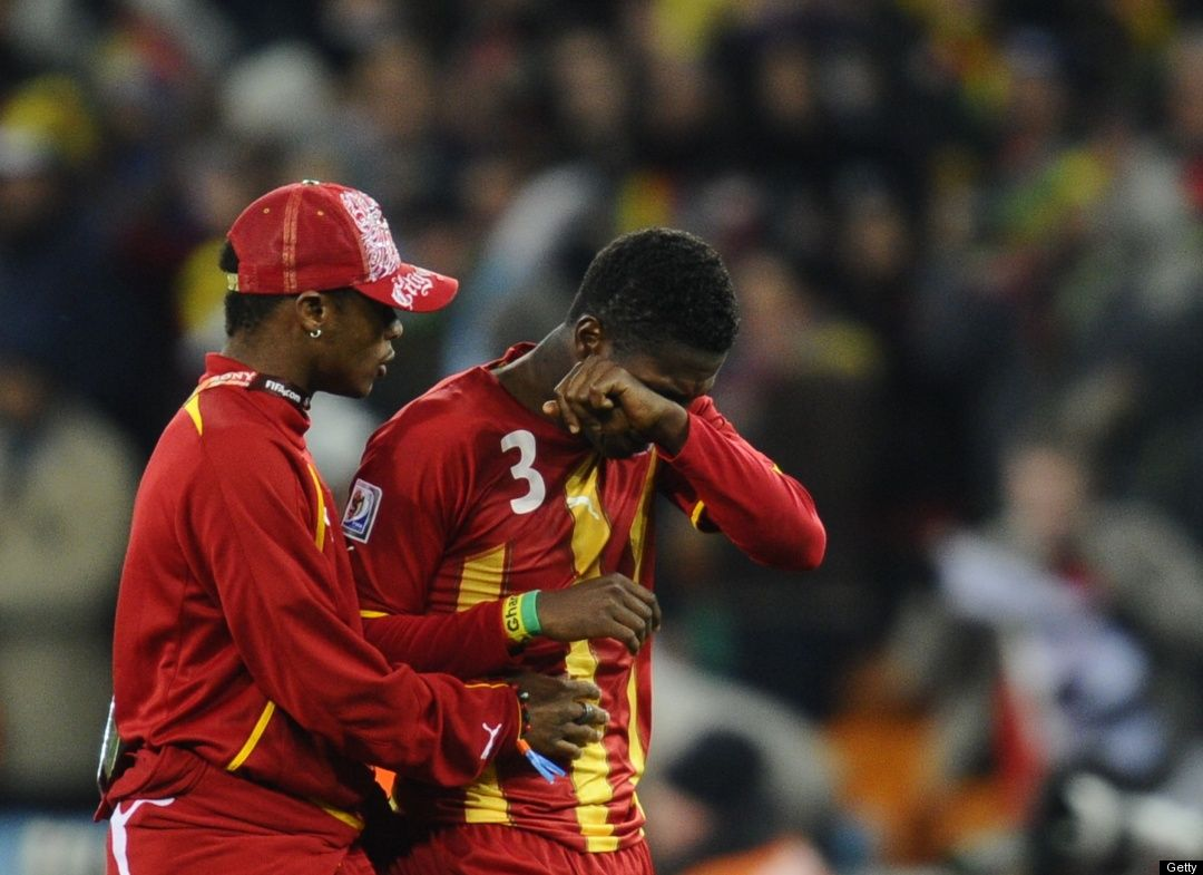 Gyan Crying