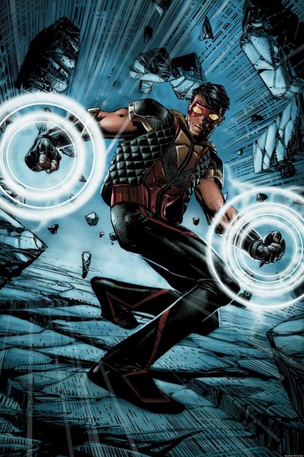 Vibe Dc Comics Revamps Latino Superhero Huffpost