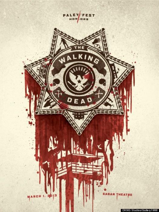 the walking dead paleyfest
