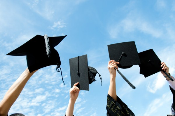 College Degree Attainment Lags Young Men Minorities