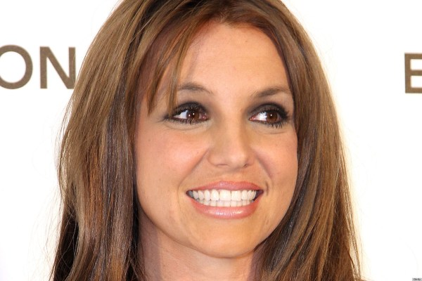 Britney Spears Brunette Analyzing 'psychology' Of Changing Hair Color