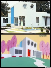 Was The Powerpuff Girls Home Inspired By The Villa In ...